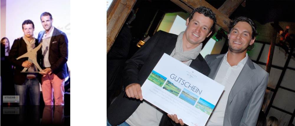 BRAND SOCIETY bringt Profi-Golfer zum Metzelder-Cup